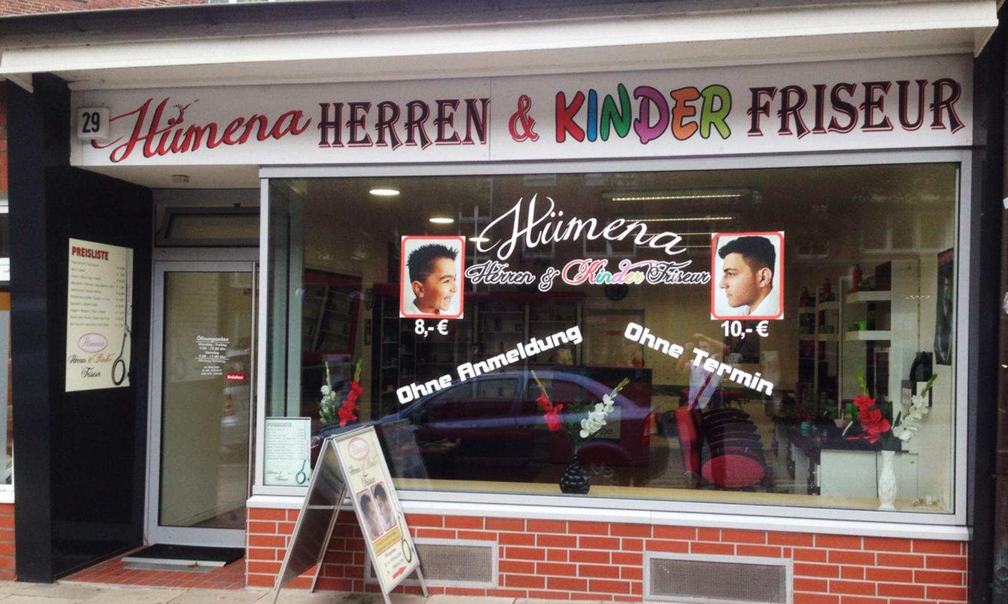 Hümena Herren und Kinder Friseur